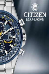 Citizen Eco-Drive Watches Available at Bell's Jewelry